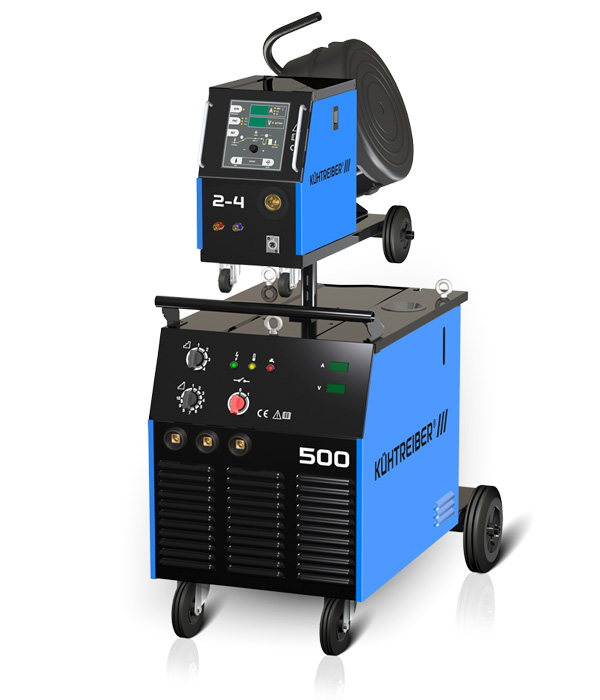 KIT 500 WS Synergic